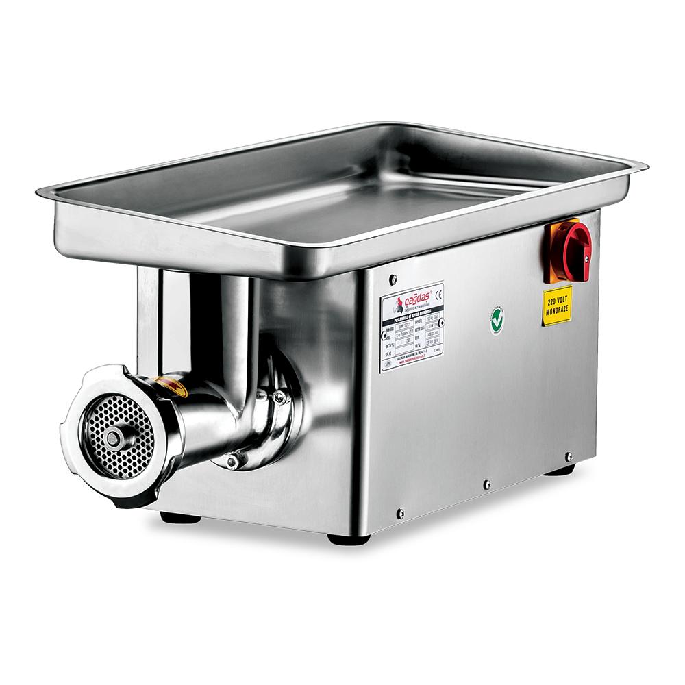 Paslanmaz Çelik Et kıyma Makinası
